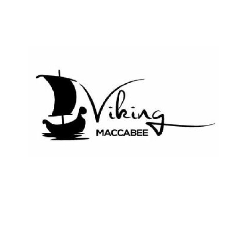 Viking Maccabee logo