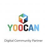 YOOCAN logo- Digital Community Partner logo