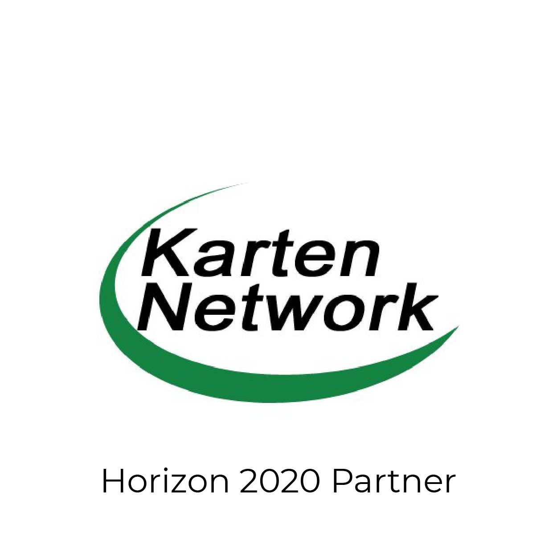 Karten Network logo- Horizon 2020 Partner