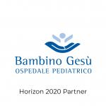 Bambino Gesu Ospedale Pediatrico logo- Horizon 2020 Partner